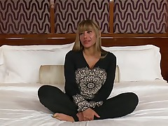 Hot Mom's First Porno