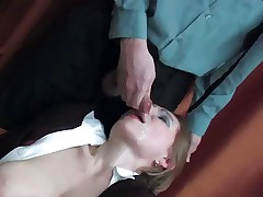 Russian Mature Secretary