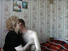 Russian mom and not her son