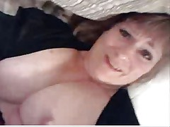 old slut masturbate on skype (by alma65)