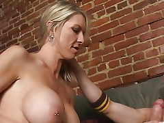 Milf bangs Son's best friend