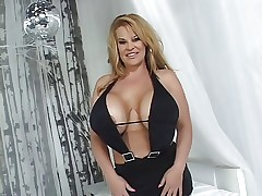 Monster Tit MILF Krystal and Her Young Stud