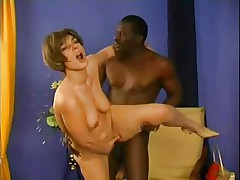 Mature totalement Love de ce grand black