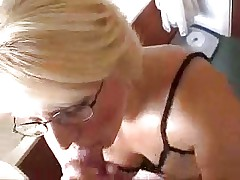 wife giving him urge blowjob