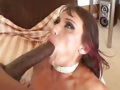 Mature Slut take big black dick