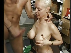 ANAL PUNISHMENT FOR A FRENCH MATURE part 3