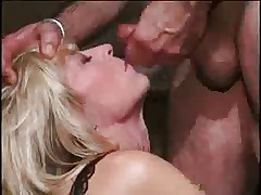 Horny Mum gets sex from younger man