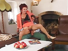 Mature Diana Standing Fuck By TROC
