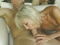 More of the nice blonde mature with stiff nipples  (Anne)